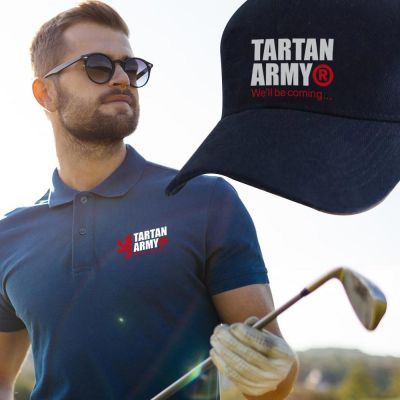 Golf Deal - Navy Polo Shirt & Navy Cap
